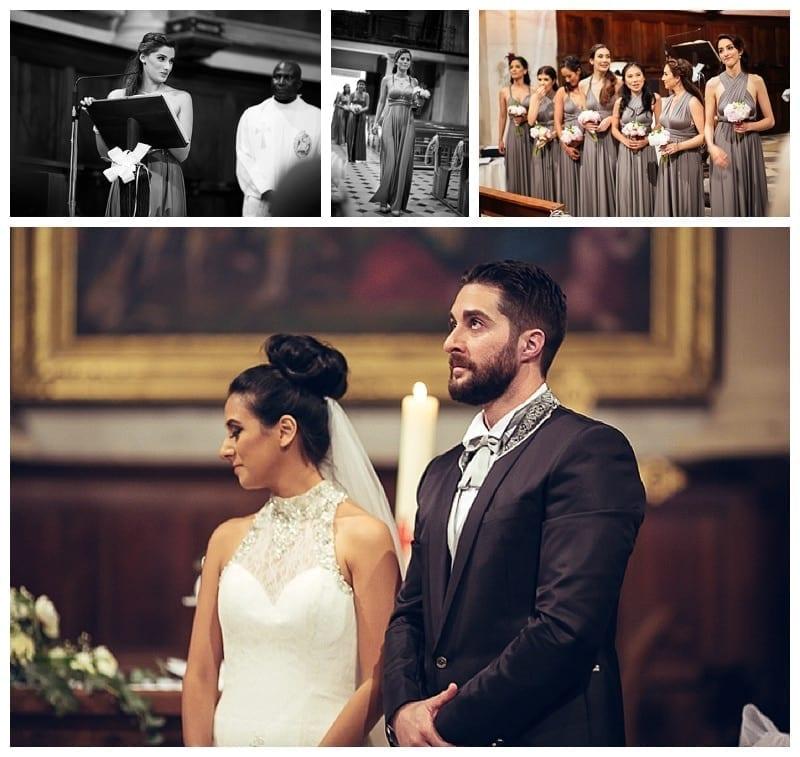 mariage église rochegude