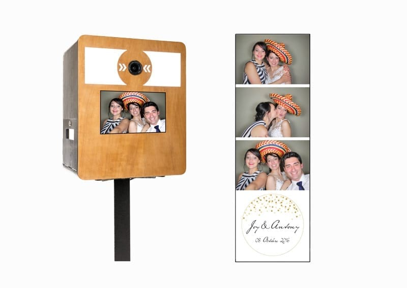 photobooth mariage provence vaucluse