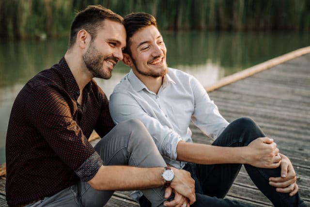 séance photo couple gay