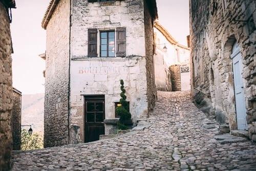 Séance photos engagement en Provence