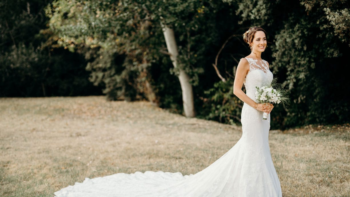 Mariage domaine Mejeonnes
