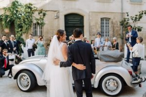 mariage chateCathedrale saint siffrein Carpentrasau 3 fontaines