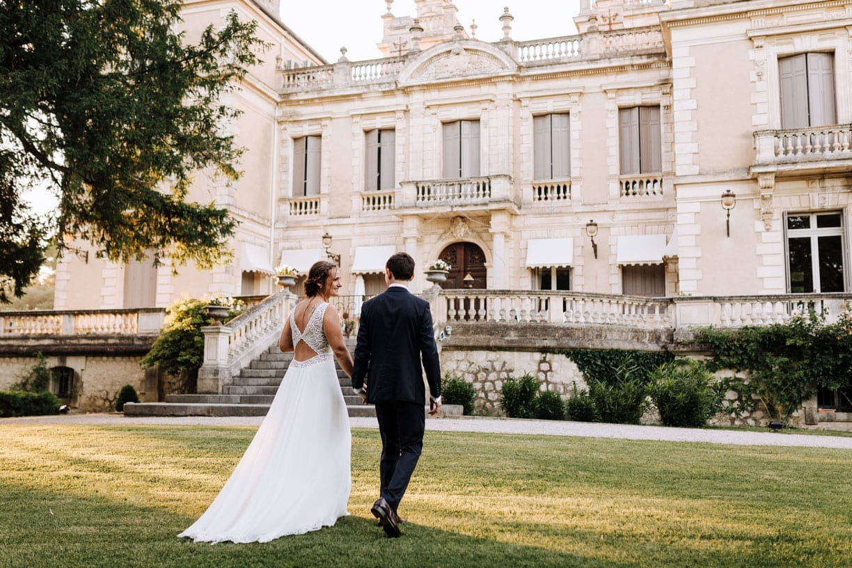 photographe mariage chateau 3 fontaines