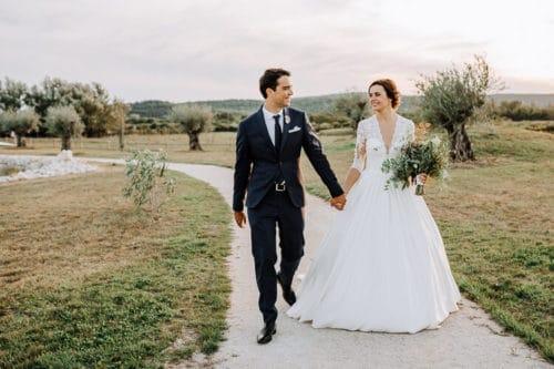 mariage aux domaines de patras