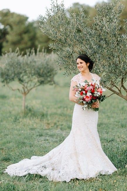wedding photographer mas de la rose
