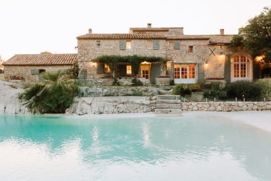mariage mas de la rose en Provence