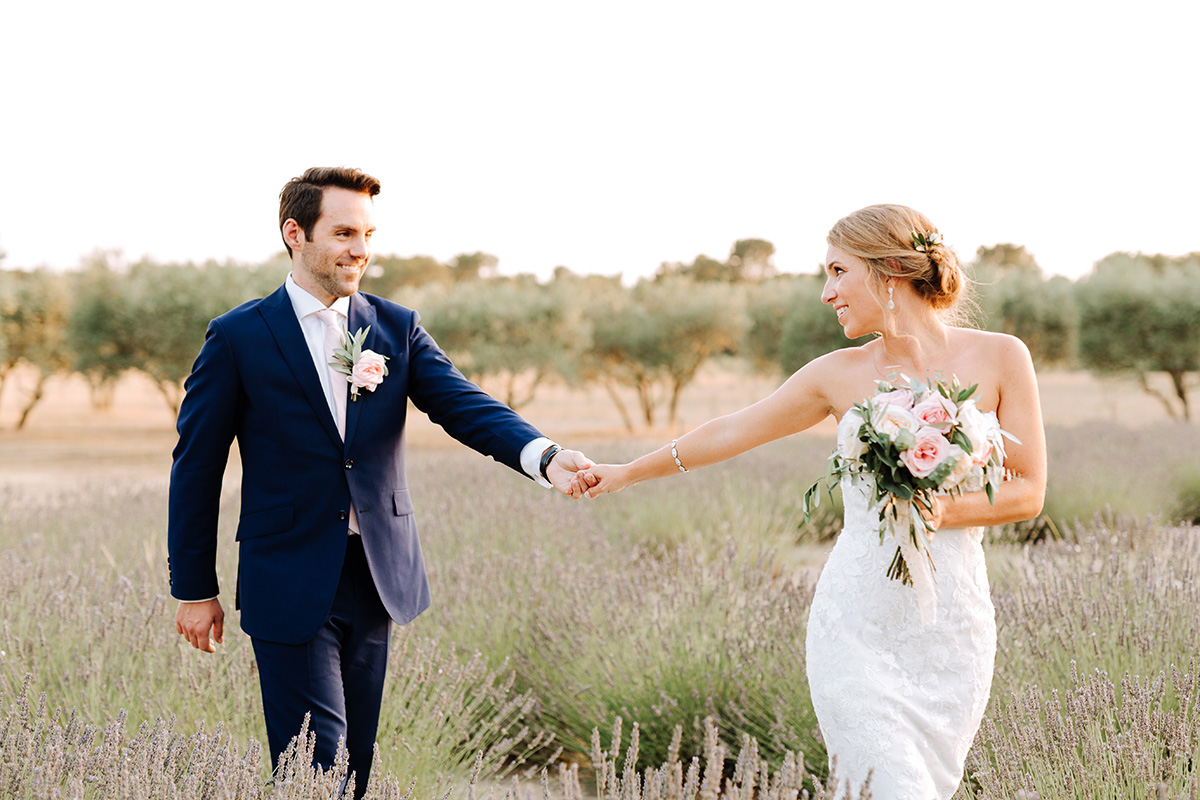 photographe mariage mas de la rose