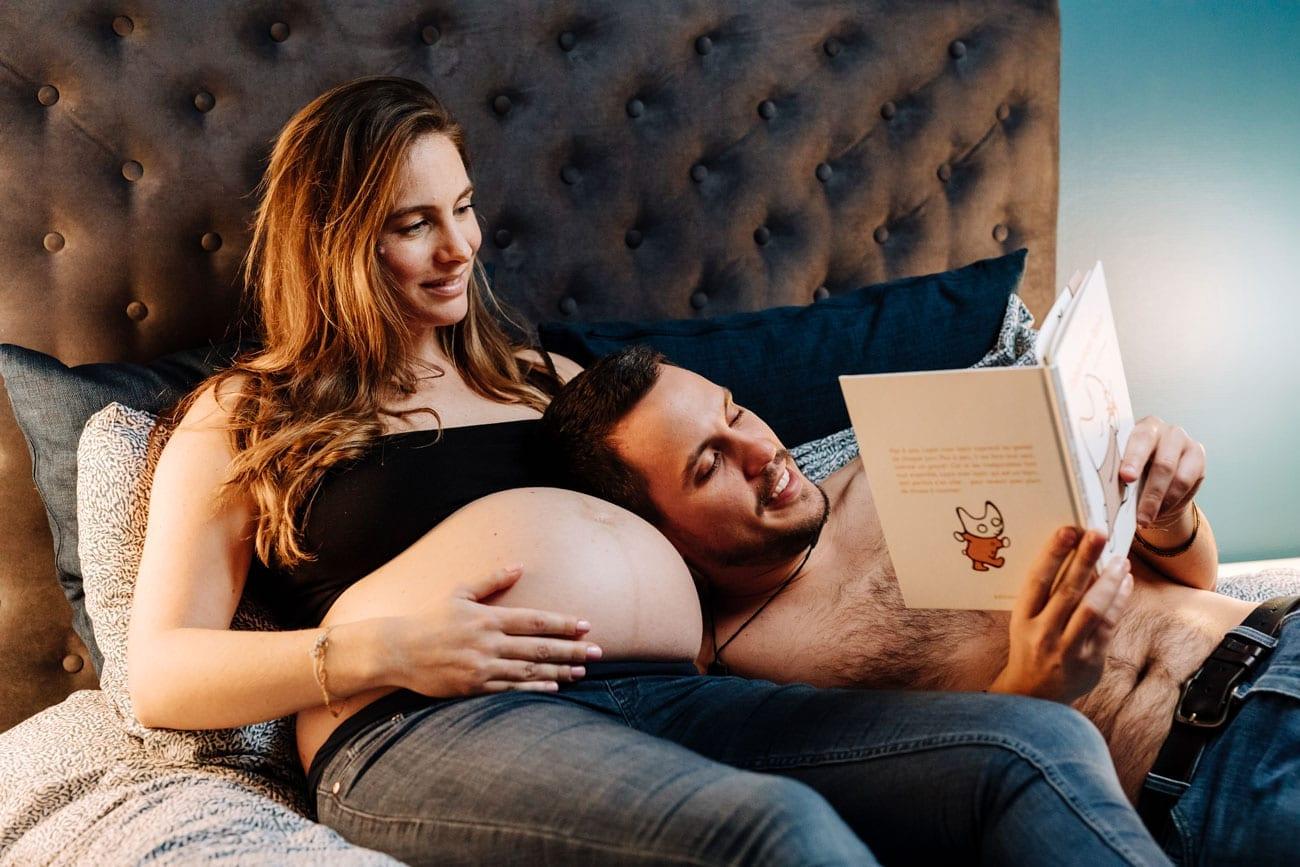seance photo grossesse en avignon photographe femme enceinte
