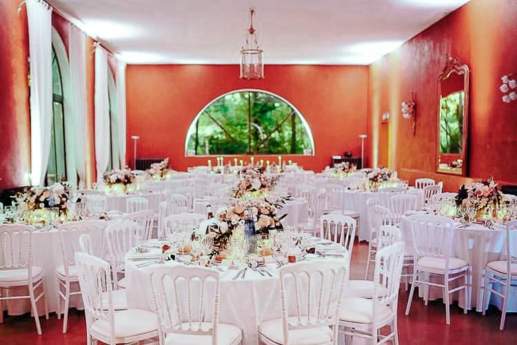 Lieu de réception mariage Avignon Domaine Taleur