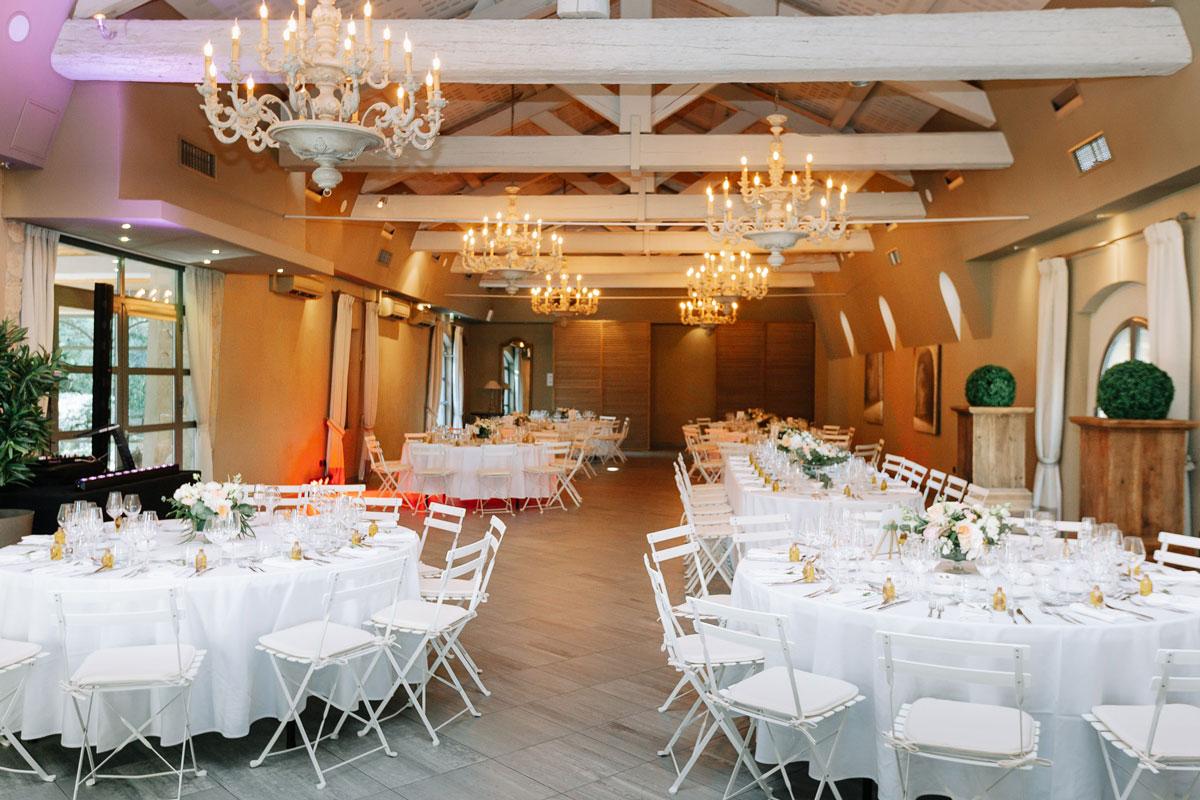 lieux de réception mariage avignon