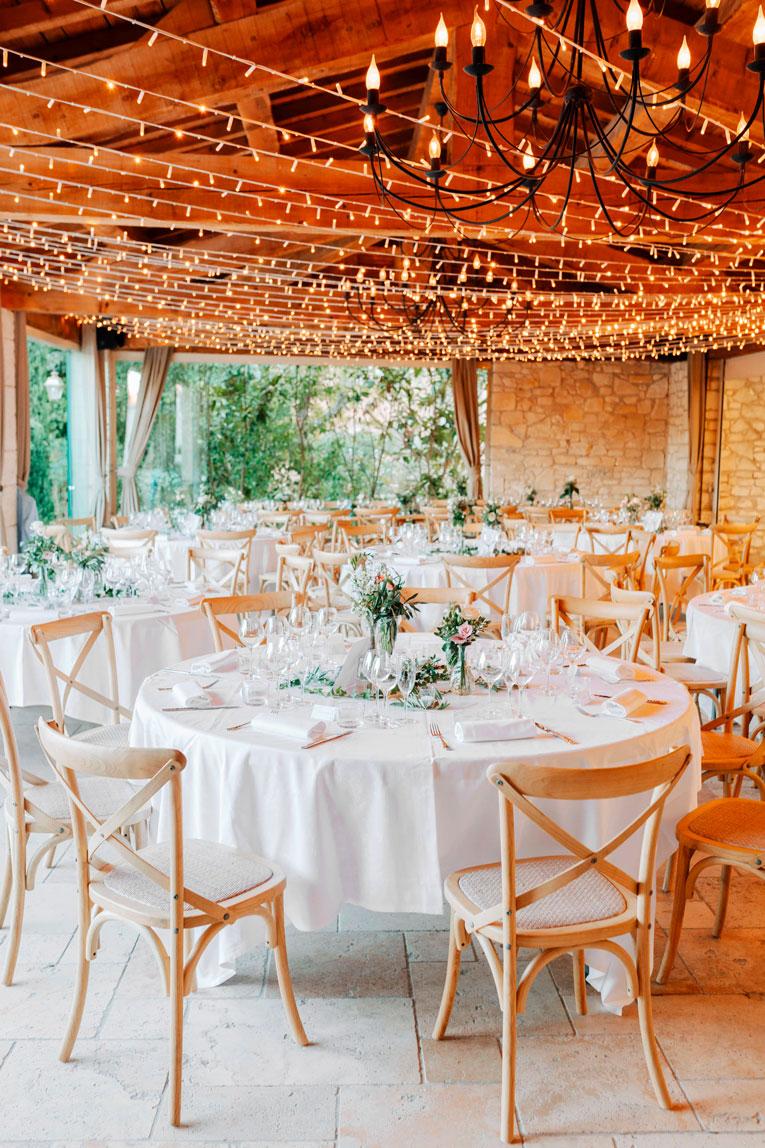 Photo décoration mariage Cavaillon