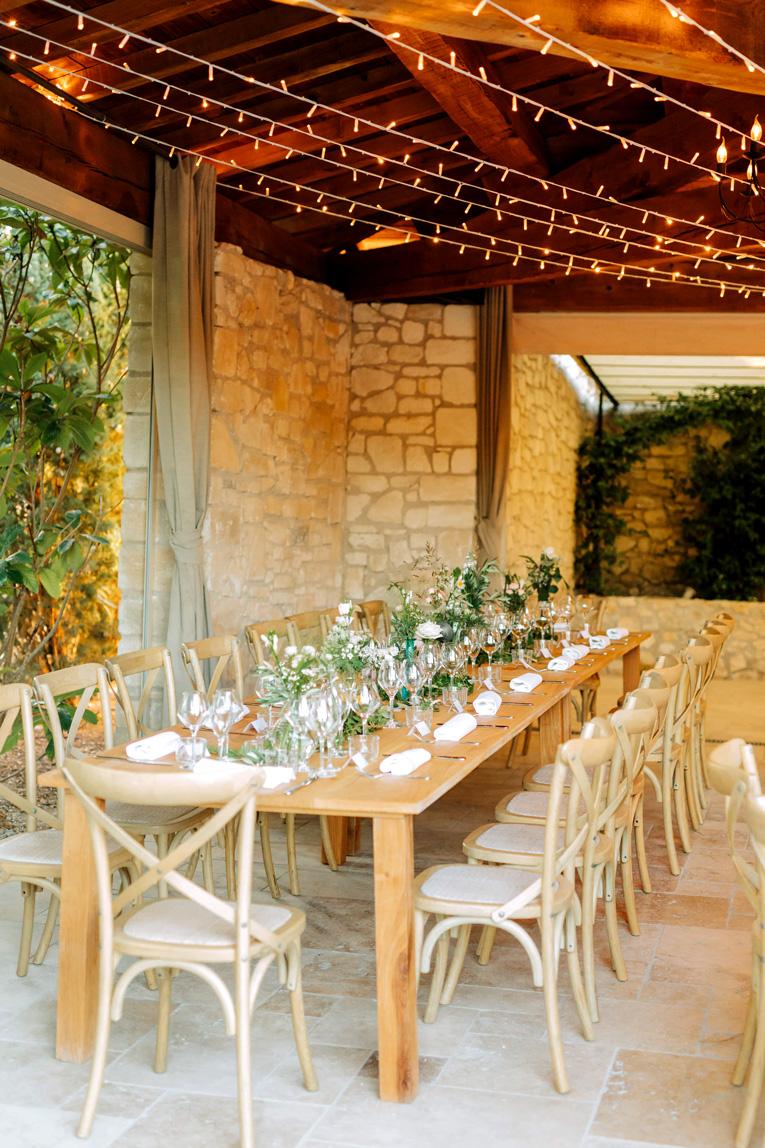 photographe mariage décoration Luberon