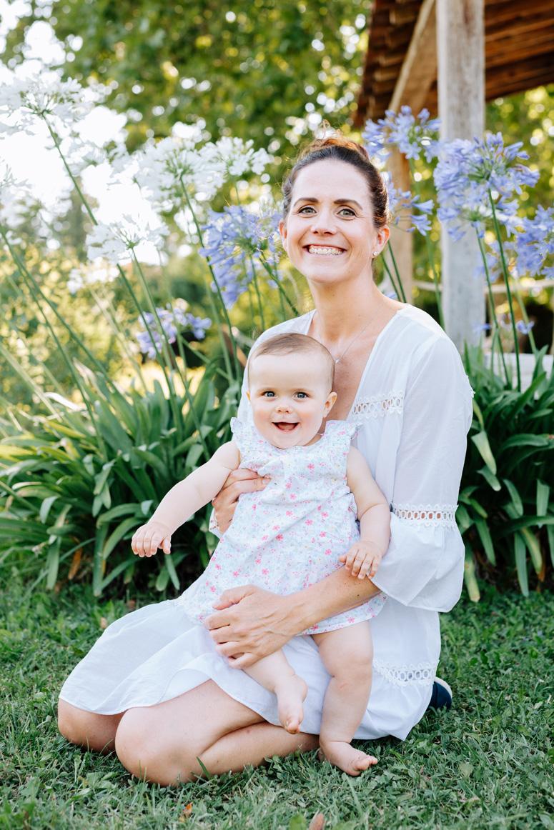 seance photo famille et enfant à domicile Gard